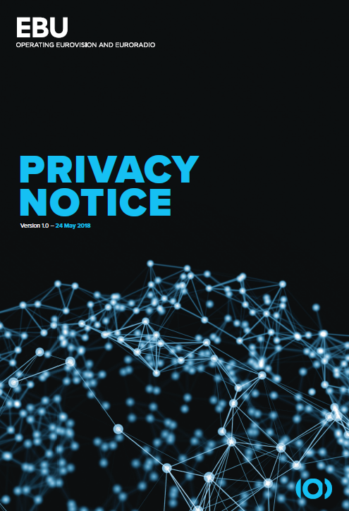EBU - Privacy Notice