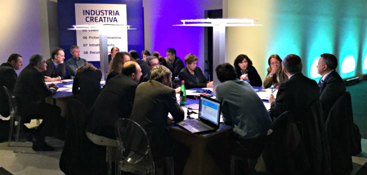 EBU - EBU attends RAI public consultation