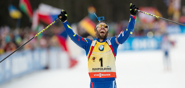 IBU WORLD CUP BIATHLON - Mass Start Men