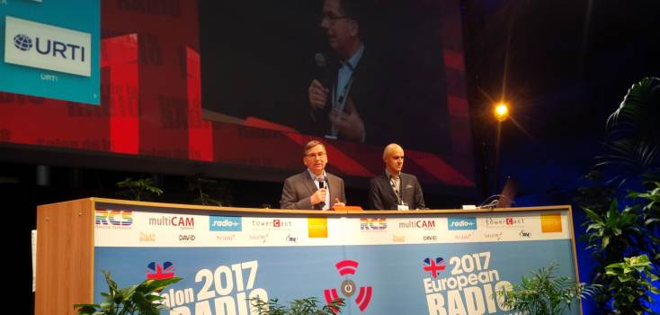 Ebu dotradio tld profiled at salon de la radio in paris for Salon de la radio 2017