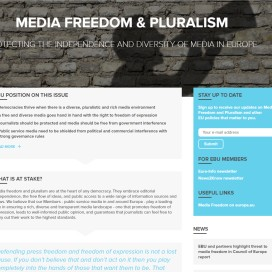 EBU - Media Freedom & Pluralism